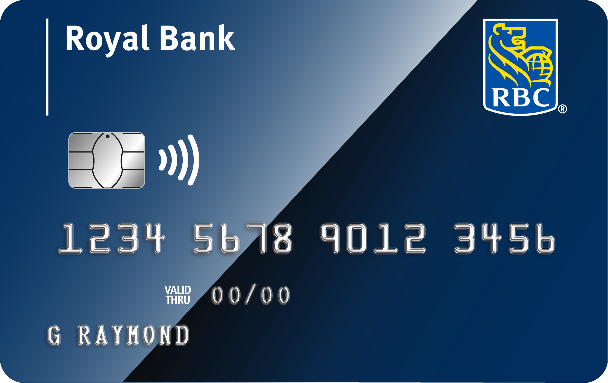 Credit Card Activation - RBC Royal Bank Online Credit Card